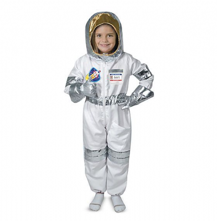 Melissa & Doug Role Play Outfit - Astronaut Costume